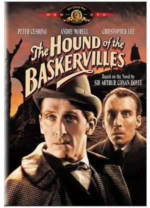 The Hound Of The Baskervilles Peter Cushing Christopher Lee Yes Please With Images Sherlock Sherlock Holmes Detective Sherlock Holmes