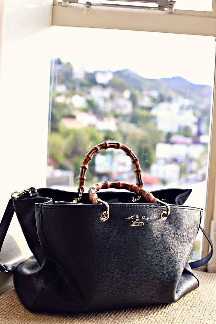 72174b5866d Gucci Bamboo bag | Fabulous Bags | Handtassen, Tassen, Schoenen