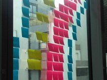 1/365 Because I had that done by my colleague : PostItWar at the office 1/365 @noromc #projects365