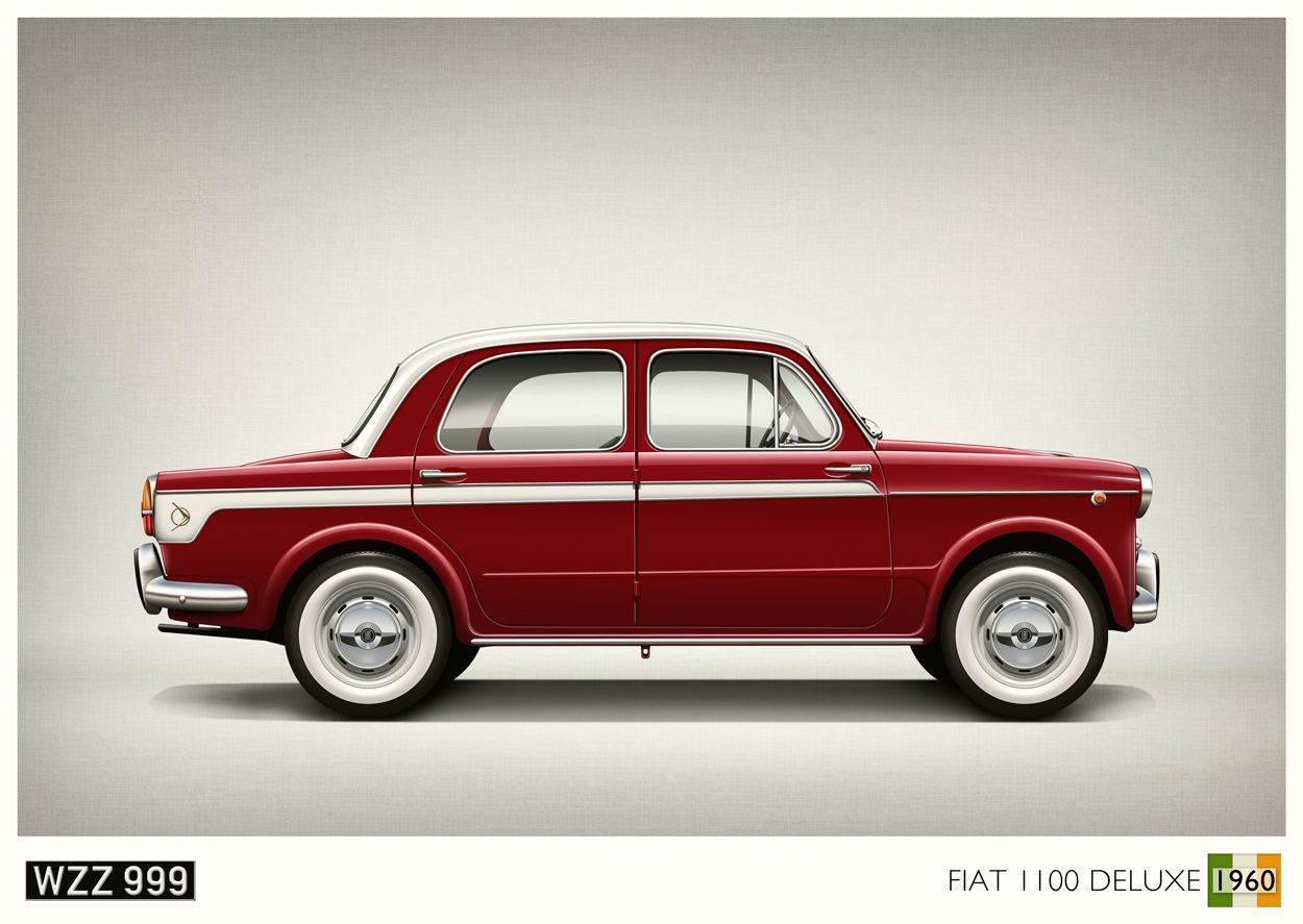 Fiat 1100 Deluxe With Images Fiat Fiat Cars Classic Cars