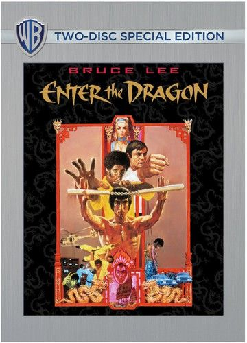 Enter the Dragon TwoDisc Special Edition DVDDisc