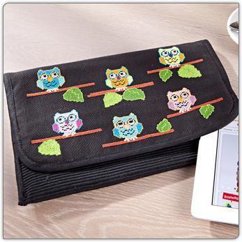 Tablet Case Funny owls