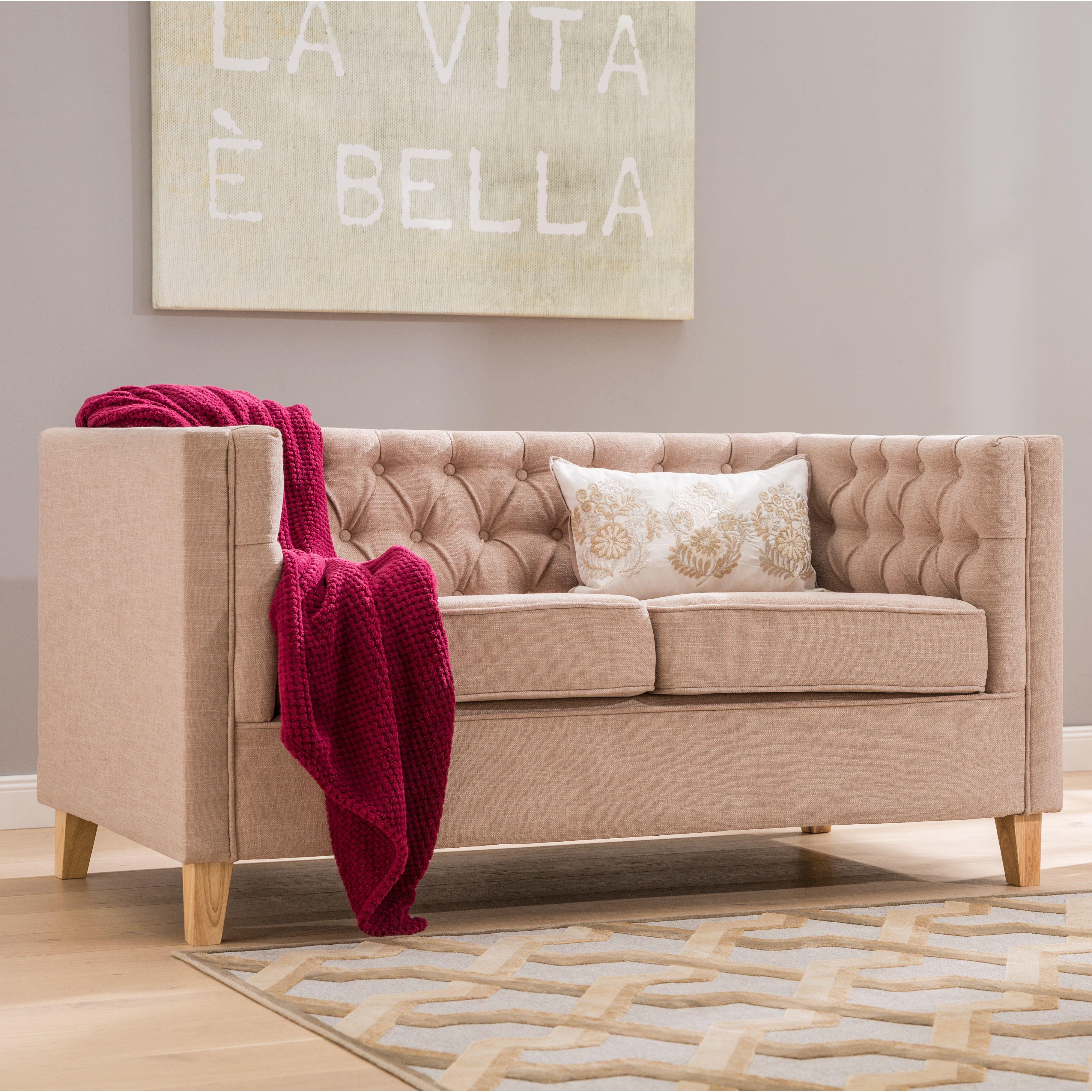 Loughborough Loveseat | Love Seat, Couch Furniture, 2 Seater Sofa