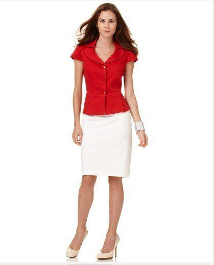 Business Outfits For Young Women | Business professional attire for women - Business Casual Attire For ... #businessattireforyoungwomen