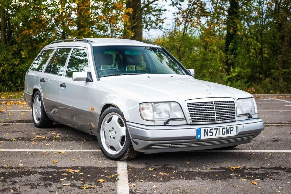 eBay: 1996 Mercedes-Benz W124 E36 AMG Estate - Extremely