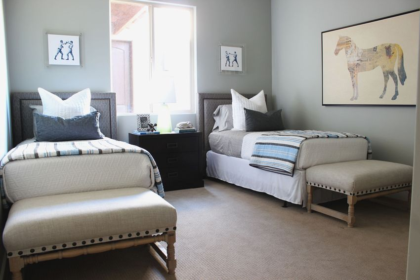 Best Show N Tell Hole In One Parade Home Twin Beds Guest 640 x 480