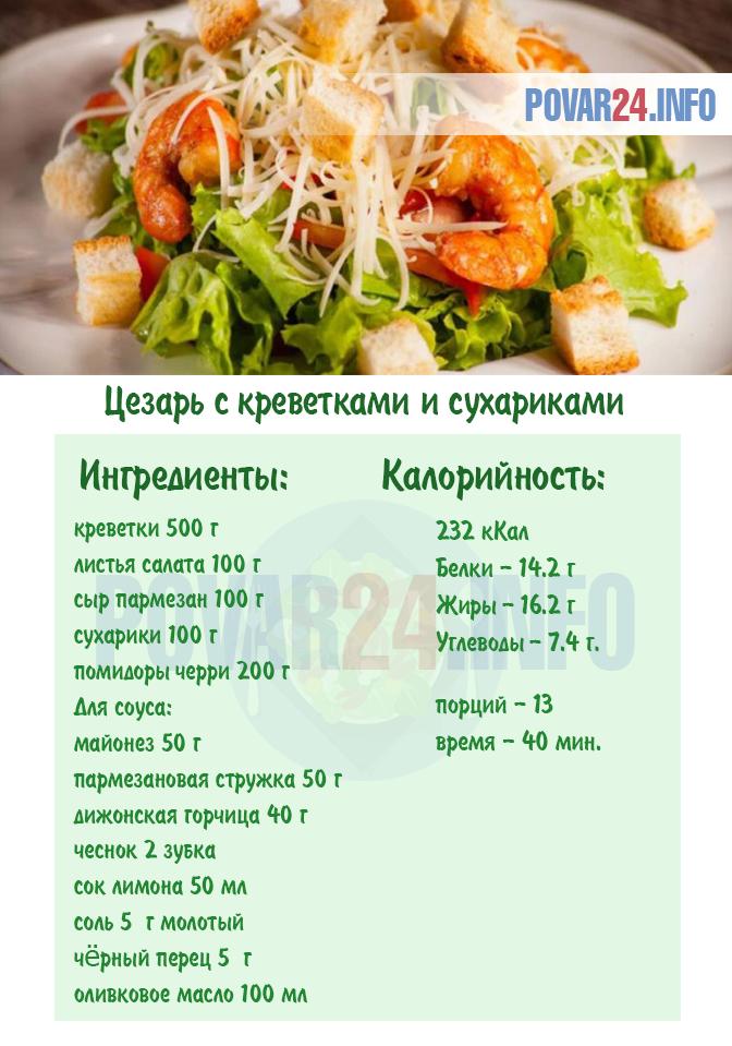 Простые сухарики к салату цезарь