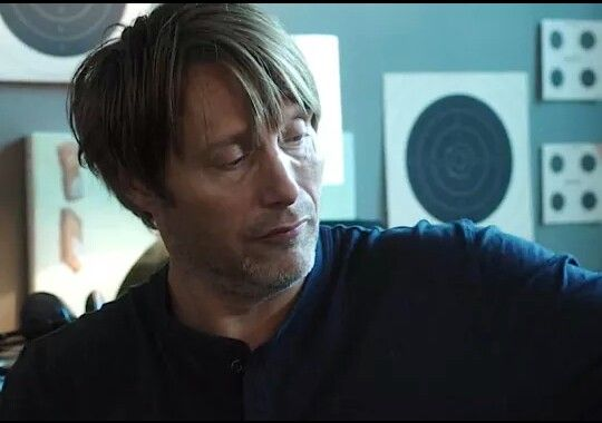 MADS... LUCAS..THE HUNT