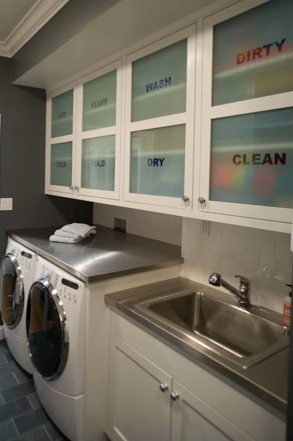 20 unique ways to bring organization to your laundry room on clever small apartment living organization bathroom ideas unique methods for an organized bathroom id=51118