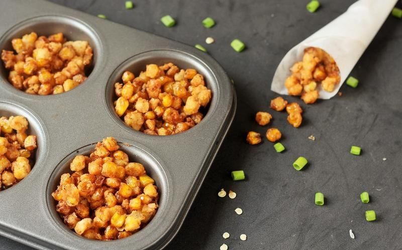 how to make corn nuts in dehydrator