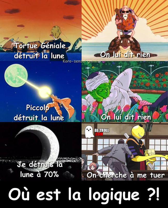 Détruire La Lune C'est Mal