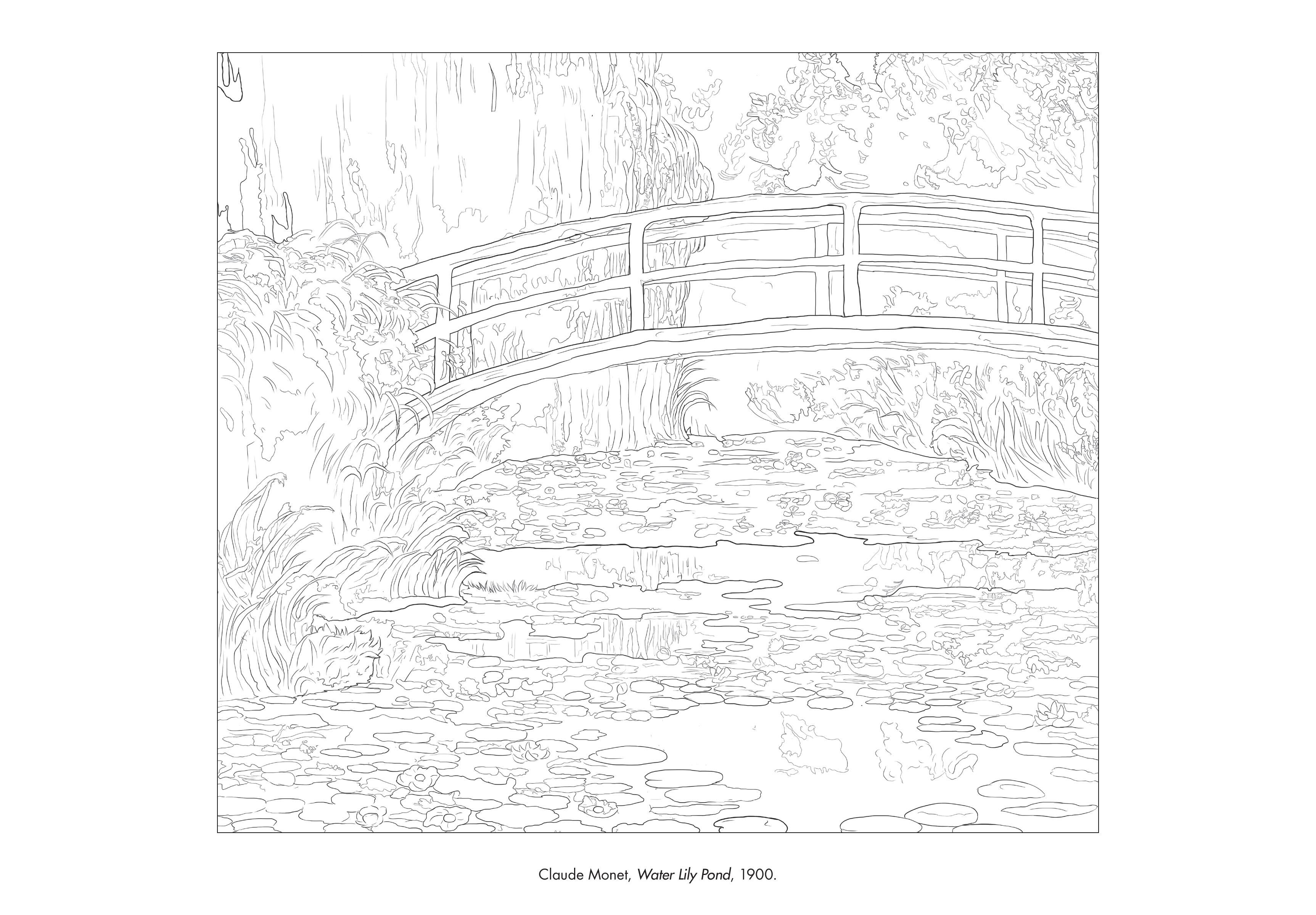 Coloring page of \