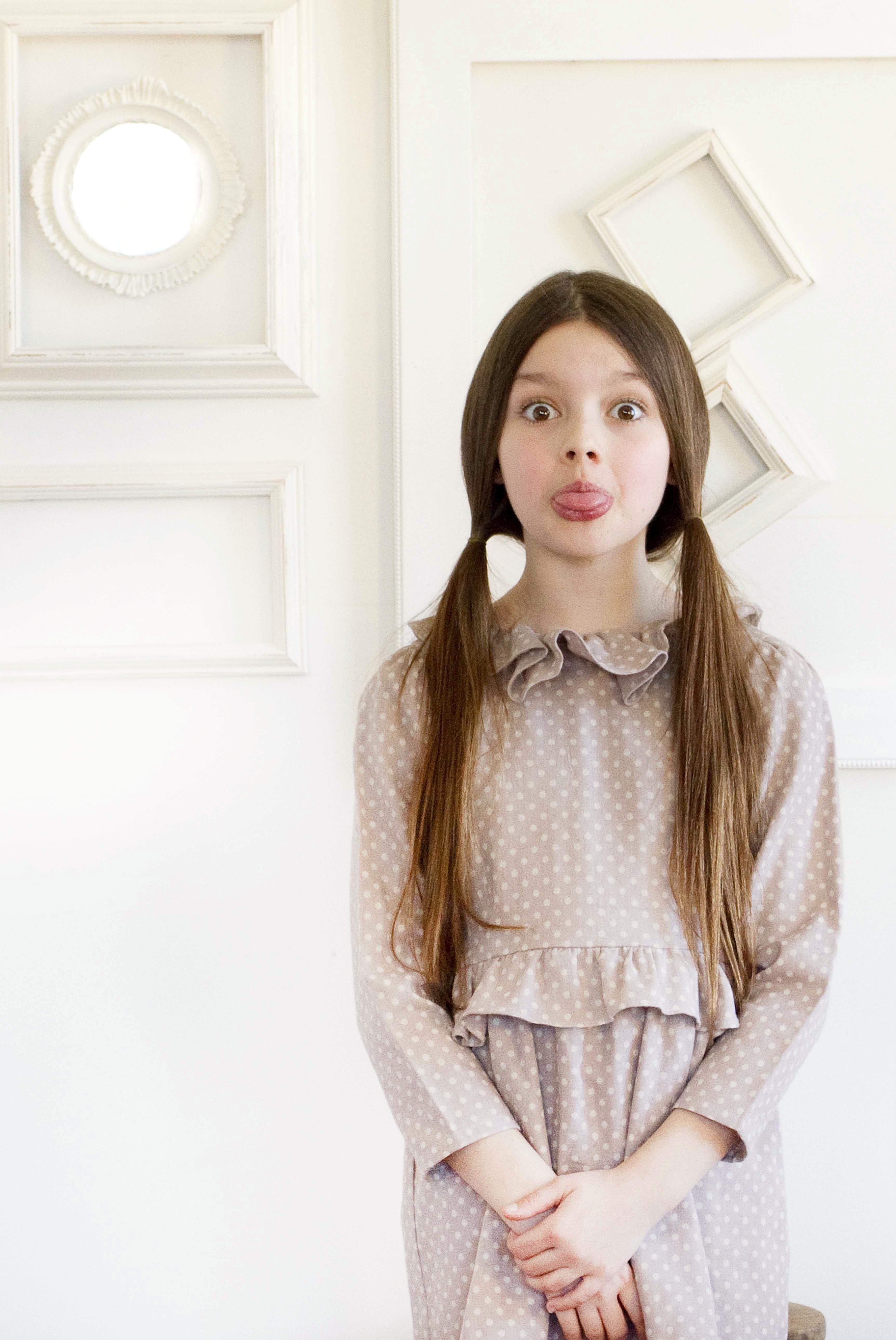 Tween Super Model Fatima Ptacek Fashion