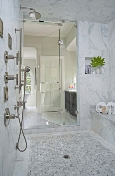 Bath Tubs Are Out Sort Of Bathroom Design Marble Bathroom Designs Contemporary Bathrooms
