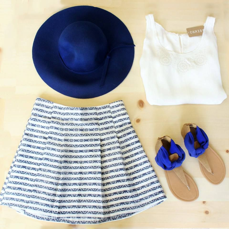 Girly Girls This One S For You Summerstyle Feminine Blues Curiousstyle Clothes Boutique Clothing Fashion Boutique