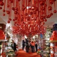5 idee per Addobbare il Negozio a Natale