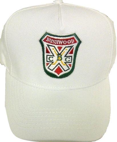 Caddyshack - Bushwood Country Club Retro Snapback Golf Hat - White ... 14b19cd5db62