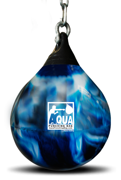Aqua Punching bag BadBoy Blue 86kg