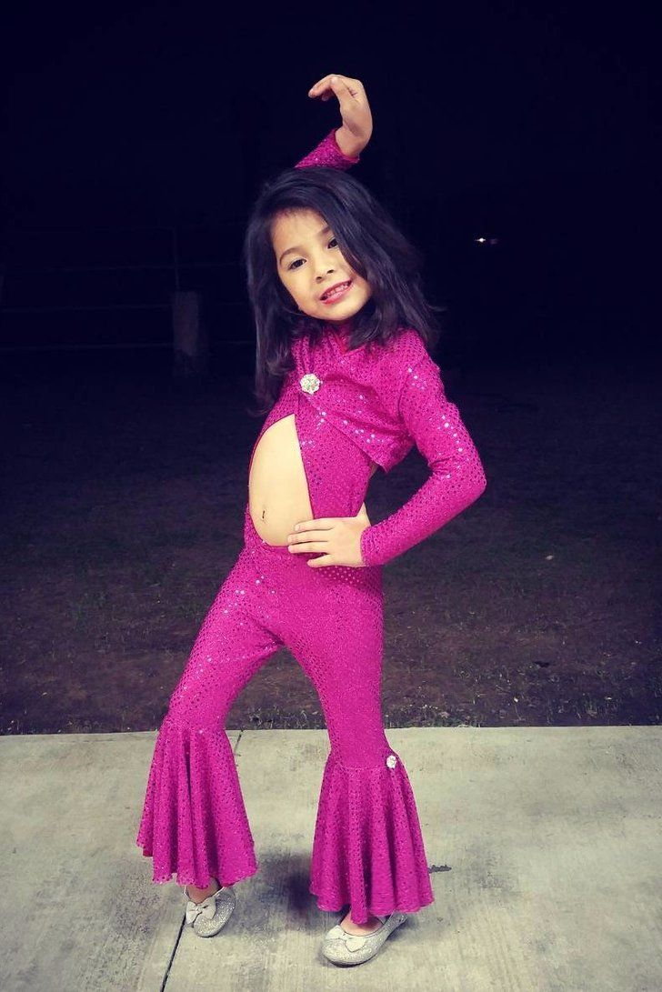9 Kids Who Nailed Halloween With Their Selena Quintanilla