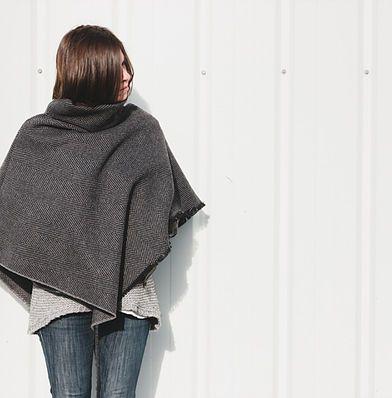 Tuto gratuit facile du poncho sur mesure pour femme couture - comment calculer le dpe d une maison