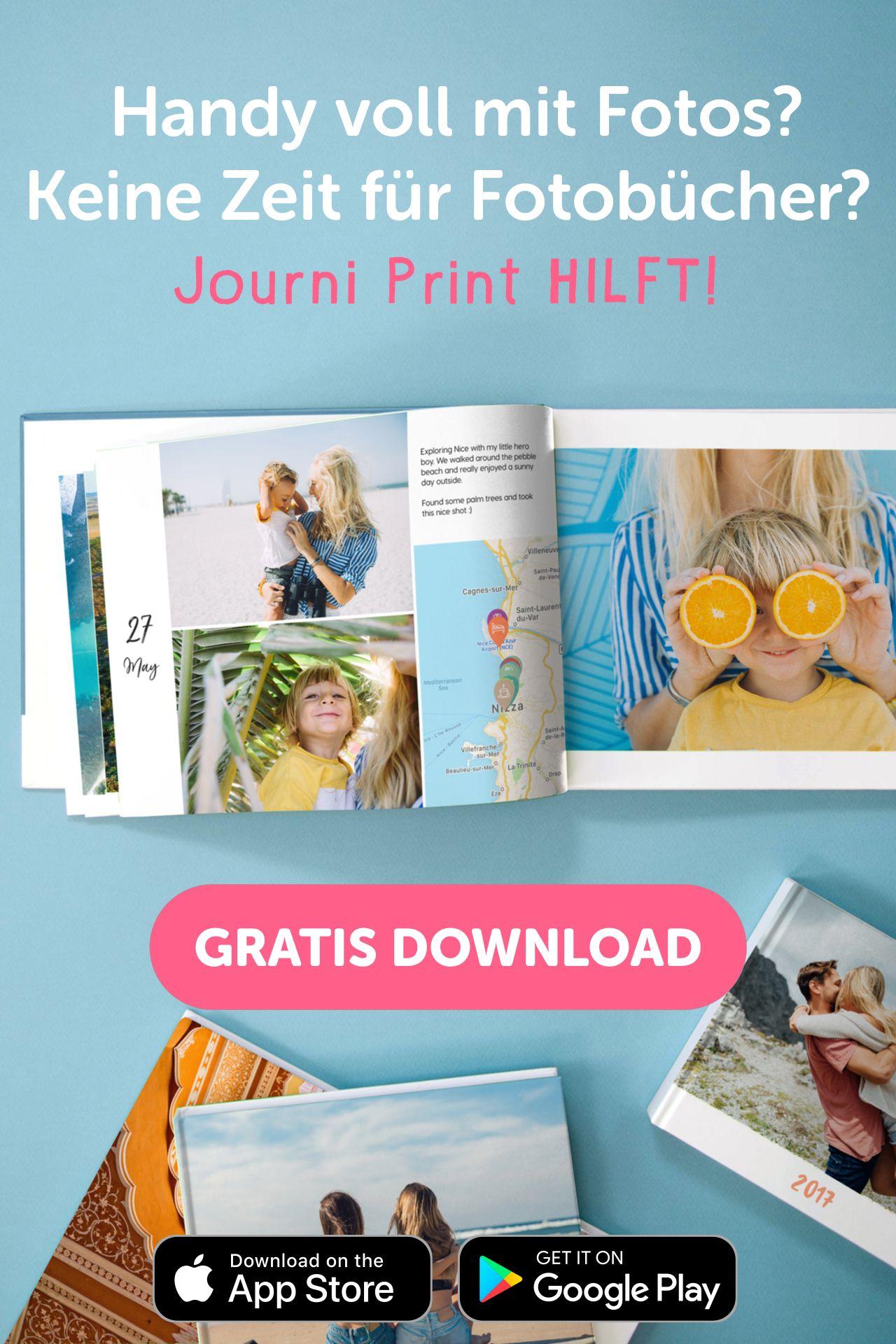 Mit Journi Print Fotobücher Mit Wenigen Klicks Erstellen Top