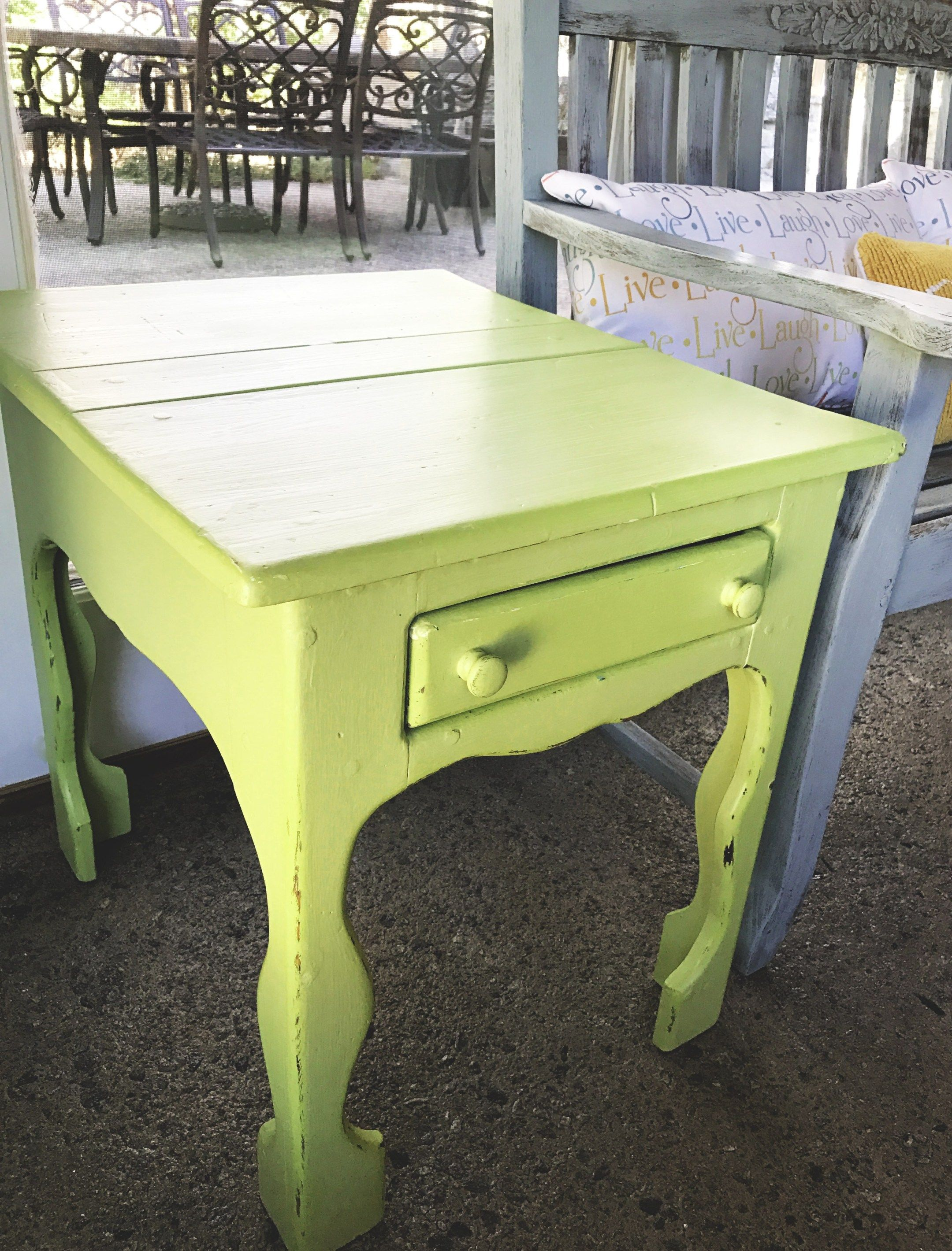 How to Paint and Protect Outdoor Wood Furniture - The ...