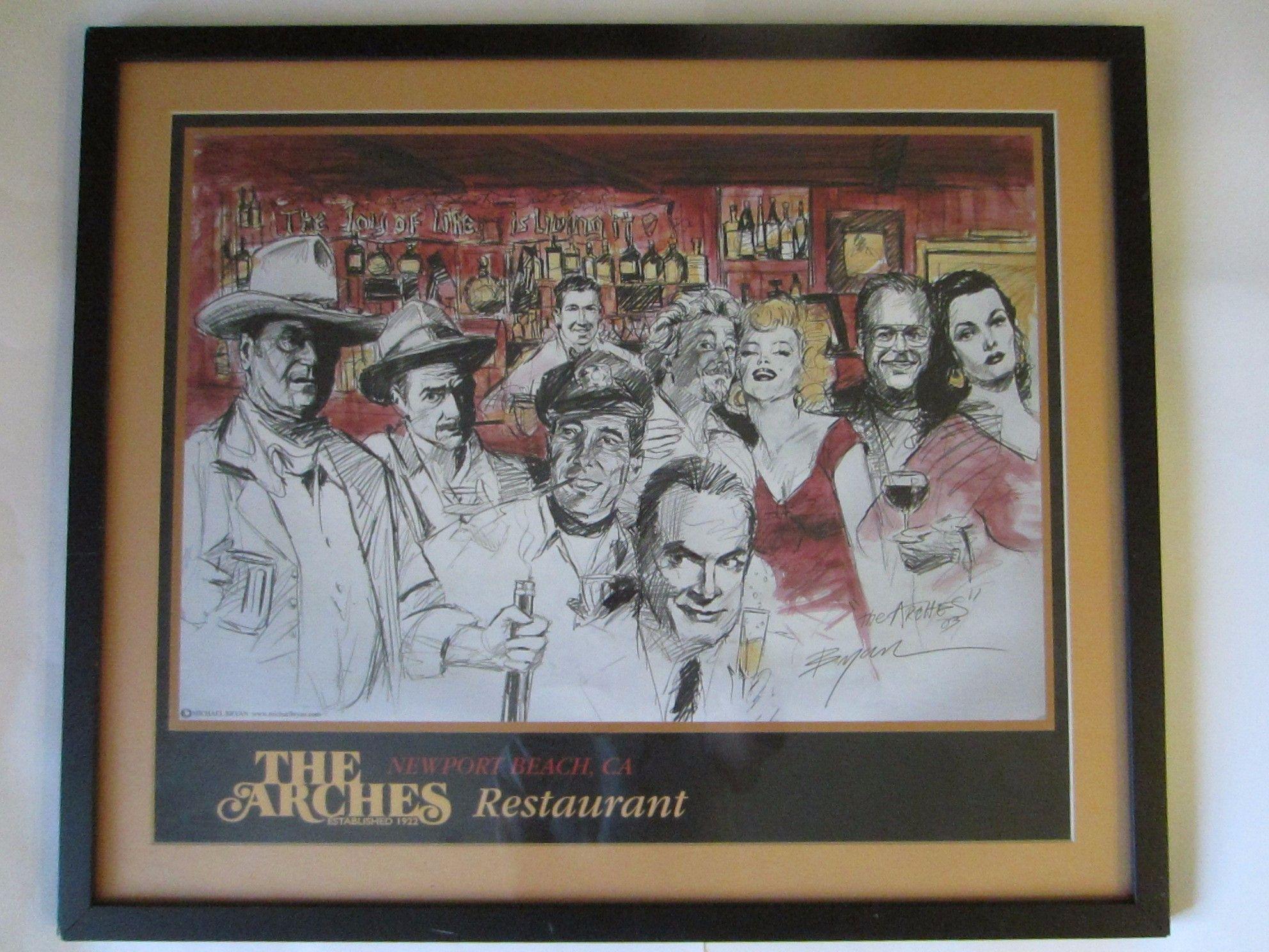 Arches Restaurant Newport Beach