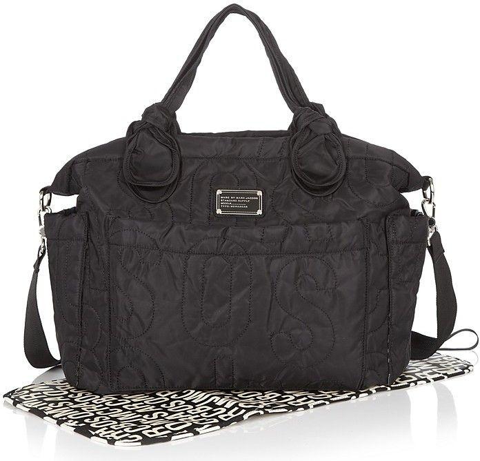 f4817da391d75 $298.0 MARC BY MARC JACOBS Diaper Bag - Pretty Nylon Eliz-a-Baby Bag ...