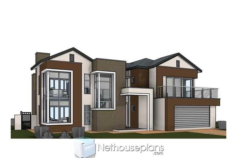 Modern 4 Bedroom House Designs Plans Home Designs Nethouseplansnethouseplans Modern Small House Design 4 Bedroom House Designs Tuscan House Plans