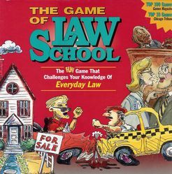 The Game of Law School | Board Game | BoardGameGeek