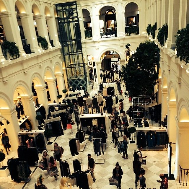 H&M launch was stunning ☺️ voudrai.com (With images ...