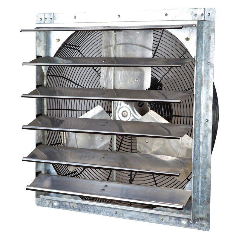 Iliving Variable Speed Wall Mount Shutter Exhaust Fan In 2020 Wall Mounted Exhaust Fan Exhaust Fan Ventilation Fan