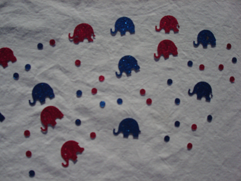 Little Peanut Baby Shower Confetti Jungle Theme Confetti Safari Theme