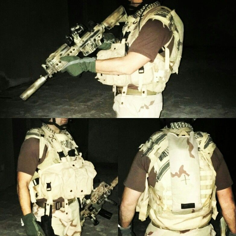 Us navy seals, setup inspired 2002