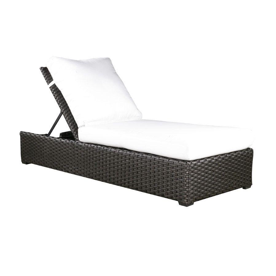 Southampton Chaise Lounge   Outdoor, Patio Furniture Toronto, Waterloo,  Ottawa   Hauser Stores