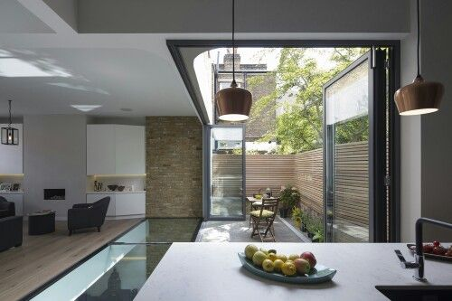 Brackenbury house - neil dusheiko architects