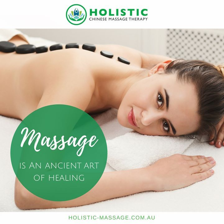 Did you know that massage therapy is one of the oldest