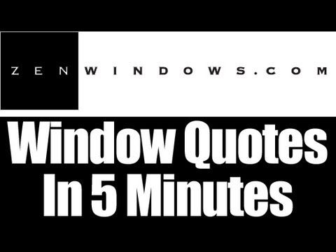 Want To Increase The Value Of Your Home And Improve The Over All Look Consider Replacement Windows Vinyl Replacement Windows Window Quotes Window Replacement