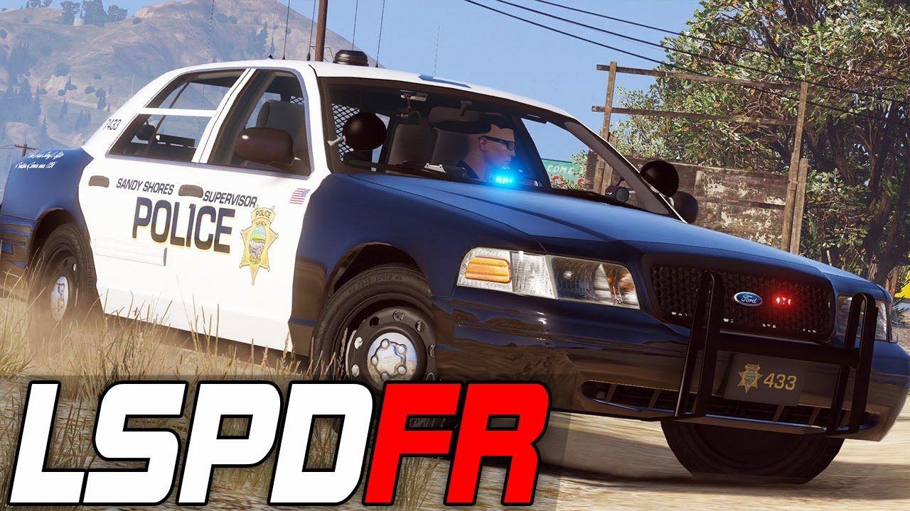 GTA 5 | LSPDFR #244 - Sandy Shores Police | LSPDFR/GTA V