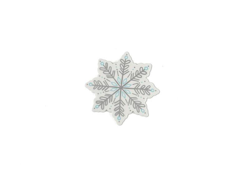 Happy Everything Seasonal Attachments - Snowflake / Mini