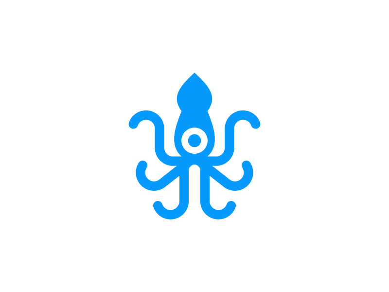 View Squid Logo Png
