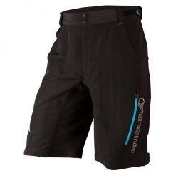 Pánské kraťasy Endura Singletrack II Shorts - černo-modré - E8037UM