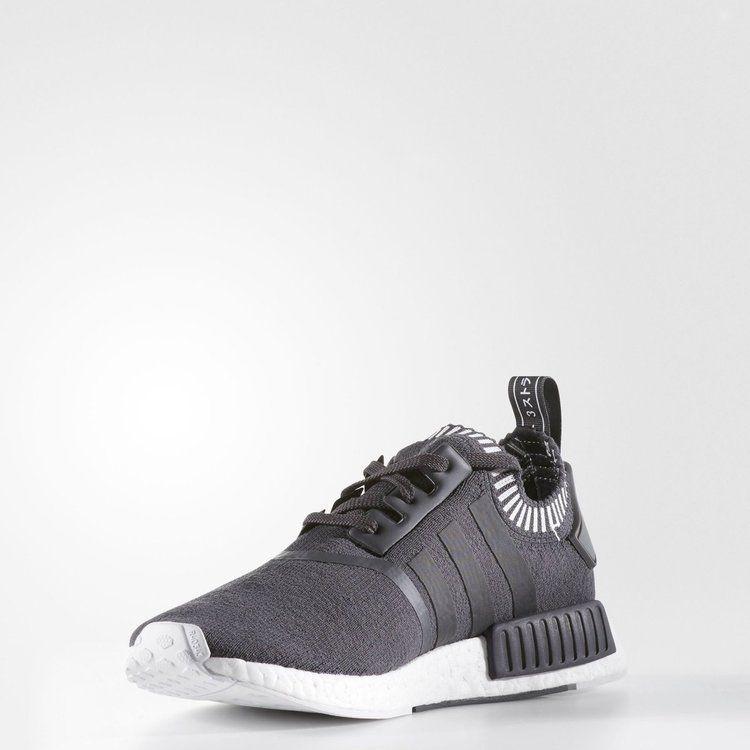 super popular 7d708 5f343 NMD_R1 PK 'Japan Grey' | Wearables | Adidas nmd r1 primeknit ...