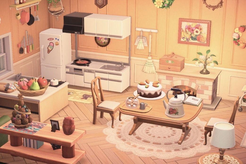 Pin on tiny kitchen on Animal Crossing Kitchen Ideas  id=79630