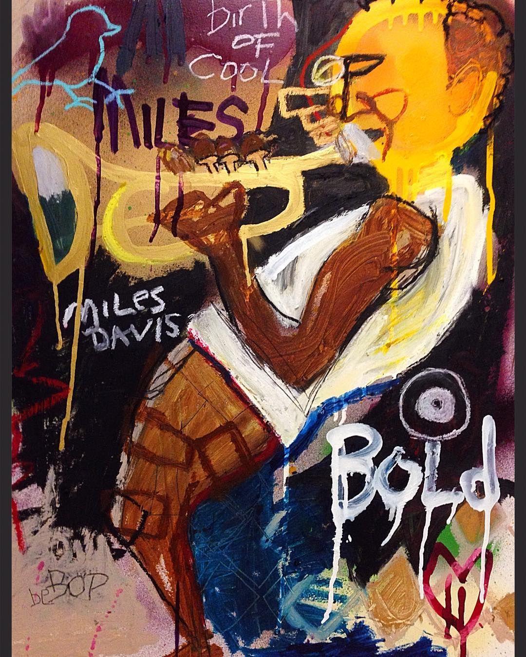 Birth of cool. #michaelscottrichardson #jelly #mixedmedia #artlife #modernart #contemporaryart #lifeisbeautiful #urbanart #spraypaint #fineart #artgallery #artschool #artbasel #paint #painter #graffiti #guerillaart #creativity #streetart #dailyart #oilpainting #artiststudio #artist#neoexpressionism #abstractexpressionism #heart#creative #abstract #artoftheday #artpop by michaelscottrichardson