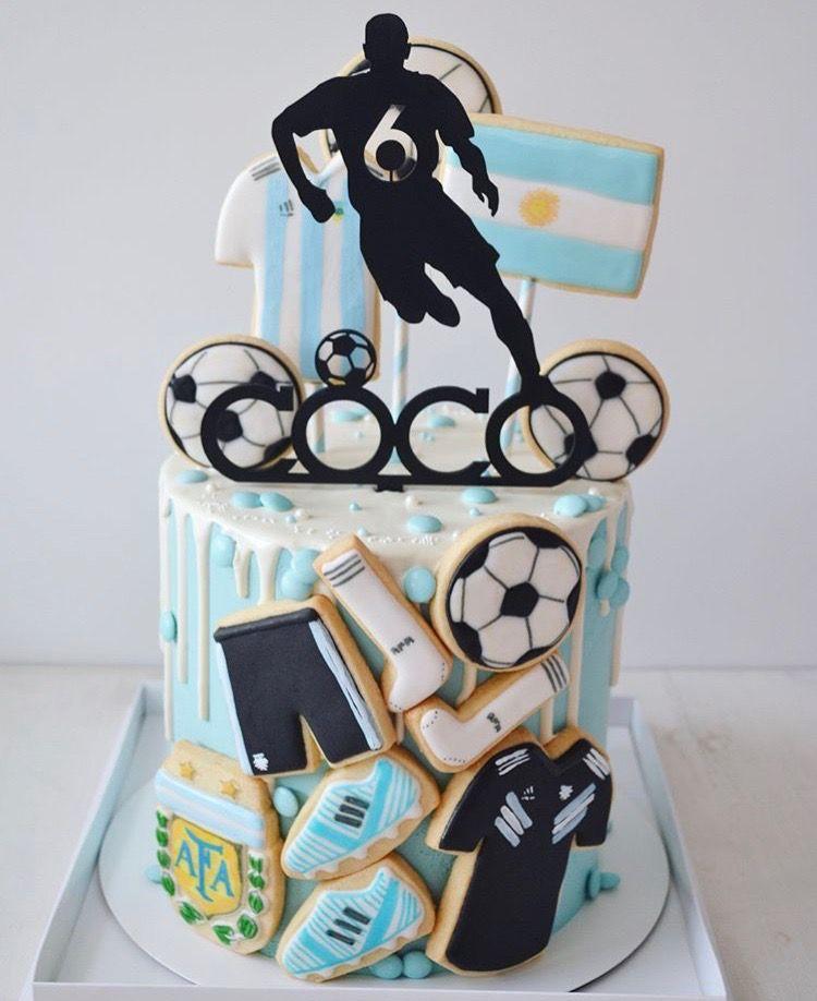Tortas Para Hombres Soccer Cake Cake Birthday Party