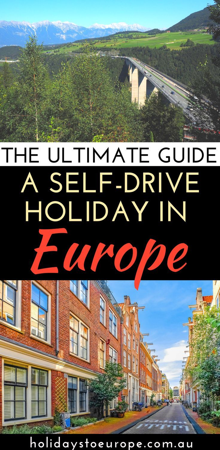 Self drive holidays in europe the complete guide road trips self drive holidays in europe the complete guide road trips and vacation sciox Choice Image