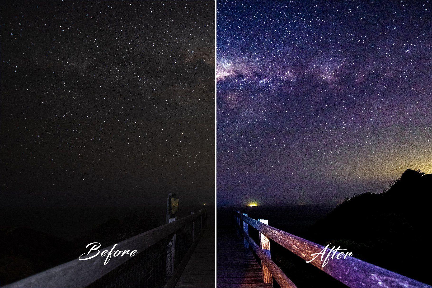 Astro Photography Lightroom Preset Lightroom Presets Lightroom Astrophotography
