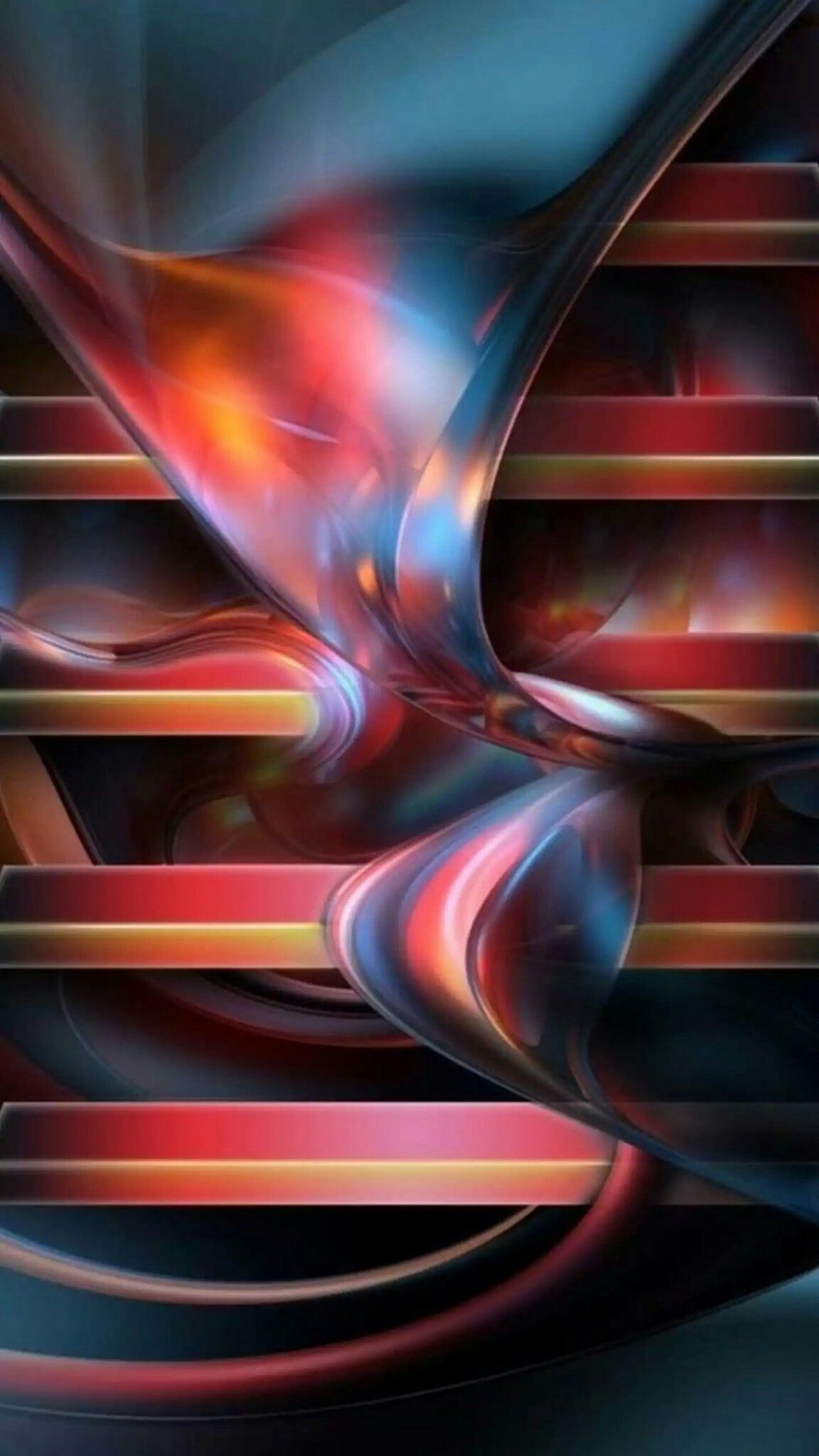 Orange And Red Wallpaper Mobile Wallpaper Android 3d Wallpaper For Mobile Abstract Wallpaper 3d wallpaper for mobile screen