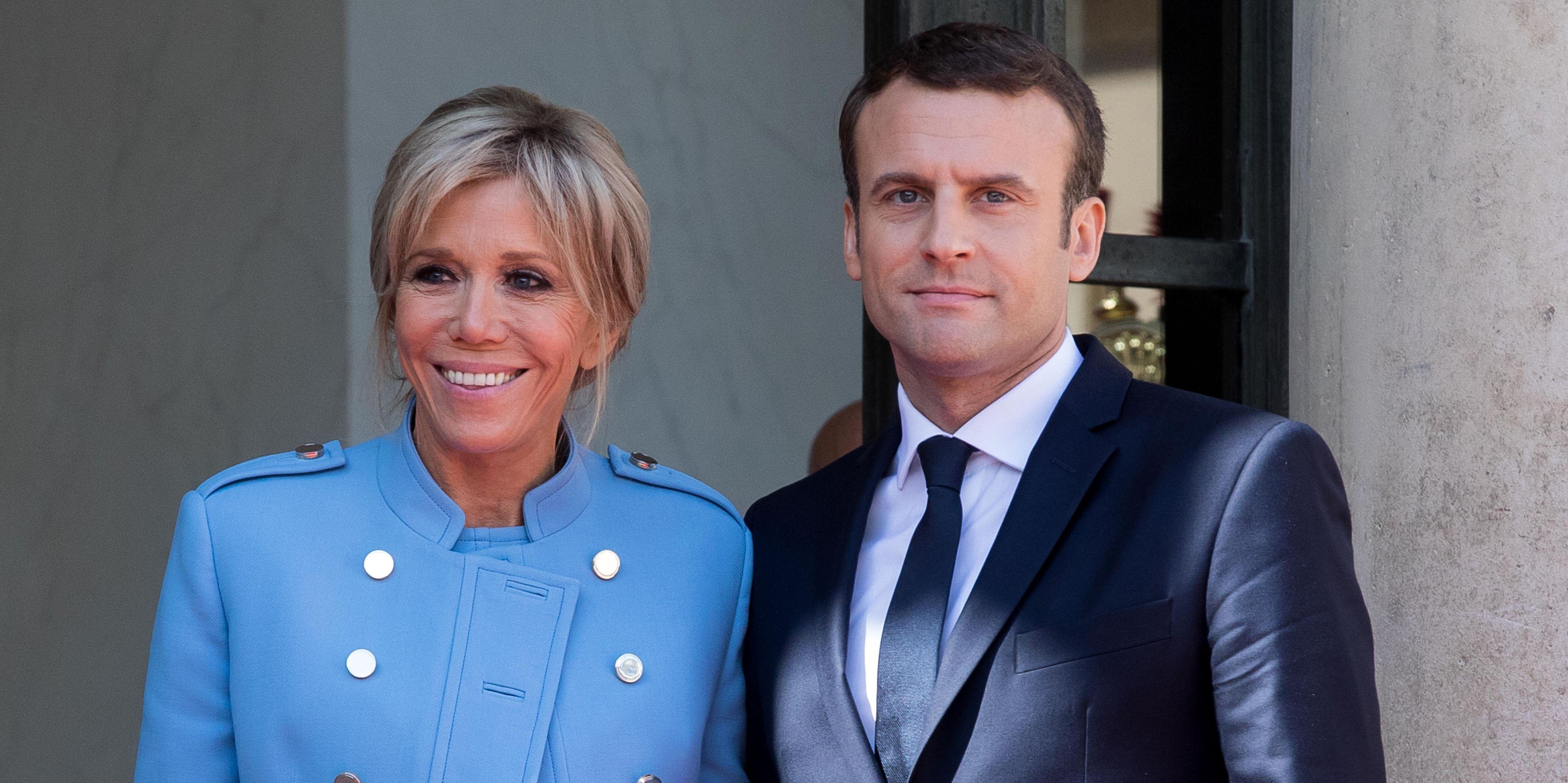 Brigitte Macron Un salaire de 40 000 euros par mois pour